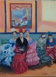 Flamencas Marimendr